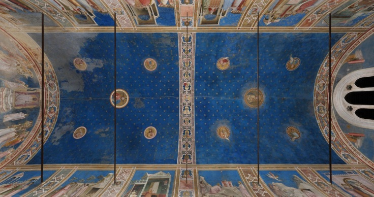 V - Il Cielo di Giotto
